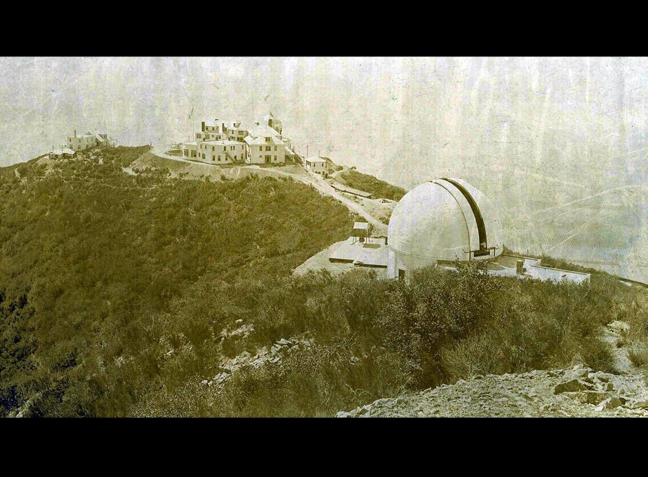 Mount Lowe Observatory