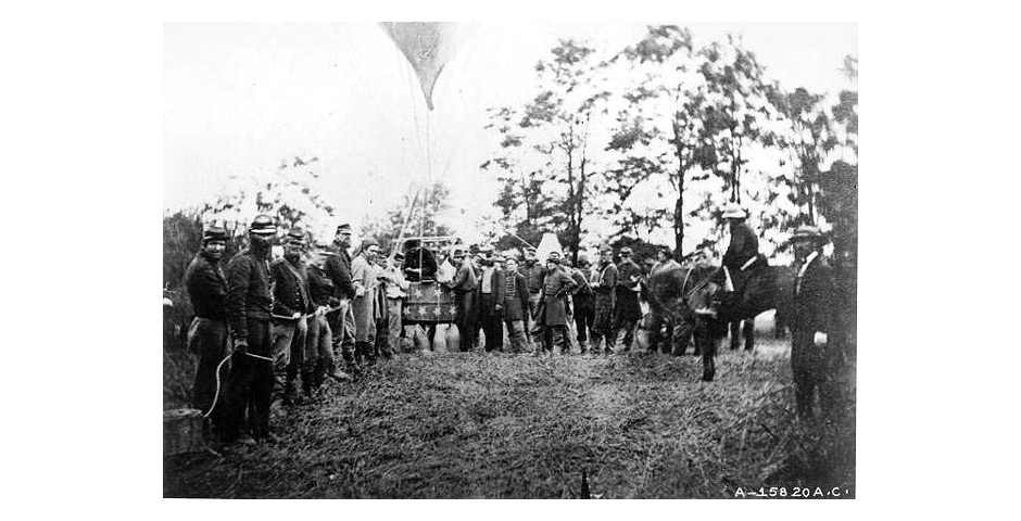the history of the first balloons to be used during the american civil war One of the first blacks to perform in blackface for white audiences was william henry lane, the some of the most popular songs in american history began as minstrel songs -- dixie, oh susanna after the civil war.