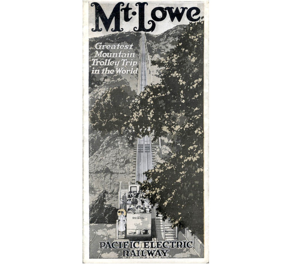 Mount Lowe Preservation Society Inc. Collection